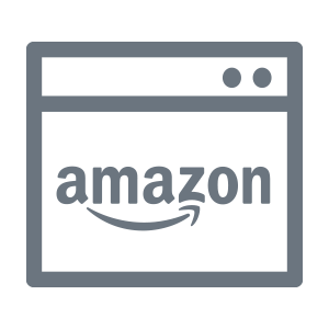 Digital Services Icon Amazon